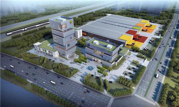 投资20亿!江苏百斯特食品智慧创享产业园项目正式开工啦!